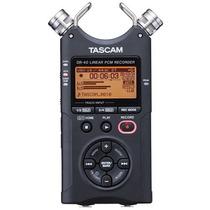 Gravador De Áudio Tascam Dr-40 - Produto Oficial
