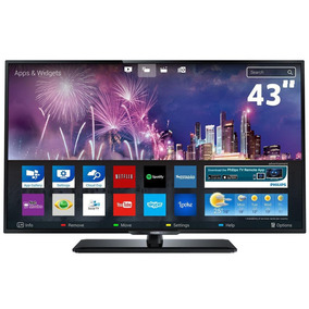 Smart Tv Led 43 Full Hd Philips 43pfg5100/78 Hdmi Bivolt