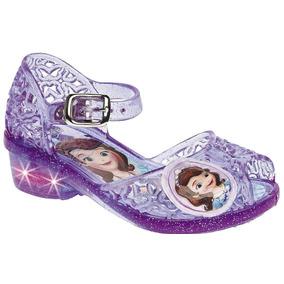 Zapatos Princesa Sofia Sandak 58876 Talla 13-17 Niña Sc $390
