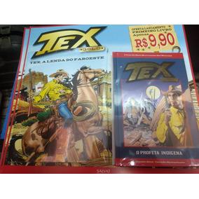 Coleção Hq Tex Gold N 1 O Profeta Indígena