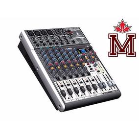 Mesa E Som Behringer Xenyx X-1204 Usb - Produto Novo - Nf