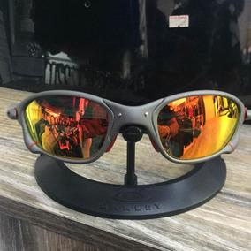 Borracha Lisa 1m De Sol Oculos - Óculos De Sol Oakley Juliet em ... dd49ede41b