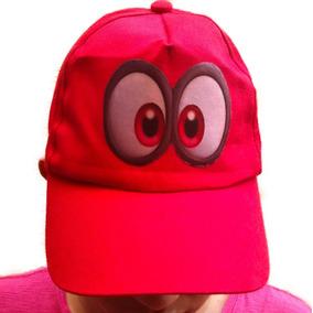 Boné Infantil Do Super Mario Odyssey Aba Curva Personalizado cbc6e1bd87c