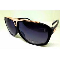Óculos De Sol Unisex Exlusivo Lv