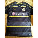 Camisa Puma Borussia Dortmund, Tamanho Gg
