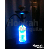 Base Luminosa Luz De Led P/ Hookah Narguile Garrafa Absolut