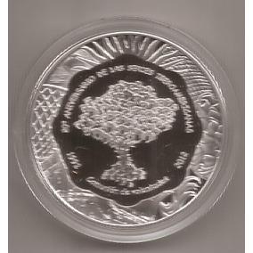 9ª Serie Iberoamericana 20 Aniversario Año 2012 Moneda Plata