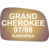 Vidrio Espejo Retrovisor Grand Cherokee 97/98 Antireflex Or