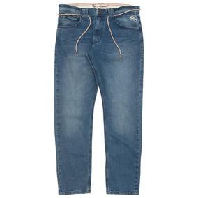 Calça Jeans Masculina Element Skate Lucas Xaparral Original