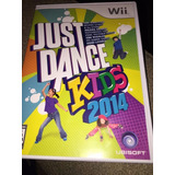 Just Dance Kids 2014 Wii Envio Gratis