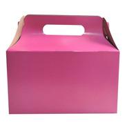 Cajita Feliz 2 De Colores X 50u Packaging Souvenir Cfz2