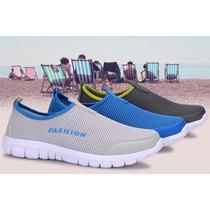 Sapatos Casuais 2016 Novo Verão Malha Respirável Sapatos Cas