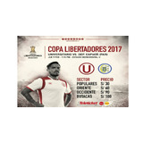 Entradas Norte Universitario Vs Dep. Capiata Monumental