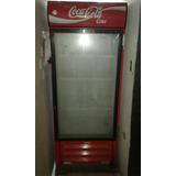 Nevera Exhibidora Cola.