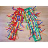 Disfraz Pantalon - Traje De Murga - Payaso - Carnaval Niños