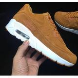 Tênis Nike Air Max 90 100% Original Homem E Mulher