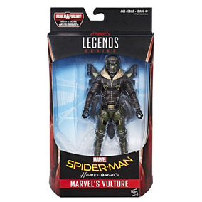 Marvel Spider-man Legends Vulture Figura 6 Pulgadas