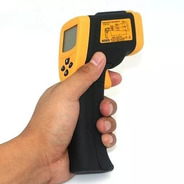 Termômetro Digital Infravermelho Automotivo