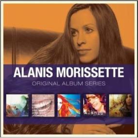 Cd Alanis Morissette- Original Album- 5 Cd