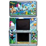 Nuevo Super Mario Bros 2 Tierra 3d Luigi Goomba Juego K171