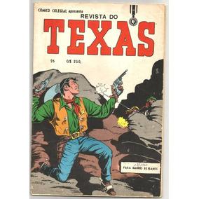 Revista Do Texas Nº 26 - La Selva-1966 Ótimo Estado