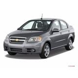 Manual De Taller Reparación Chevrolet Aveo 2007-2010