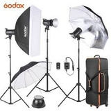 Kit Fotografia Estudio Godox Sk 300- D - Compre Oficial