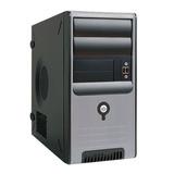In-win 350w Tac 2.0 Microatx Mini Tower Case, Black/silver Z