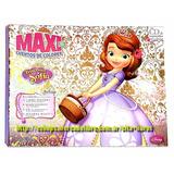 Libros De Cuentos Princesita Sofia - Maxi Box 5 Tomos + Cd