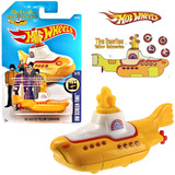 Hot Wheels The Beatles Yellow Submarine Submarino Amarillo