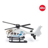 Helicóptero Policía - Siku Super 08 - 1/64