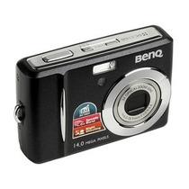 Cámara Fotográfica Digital Benq C1430, 14mp. Color Negra