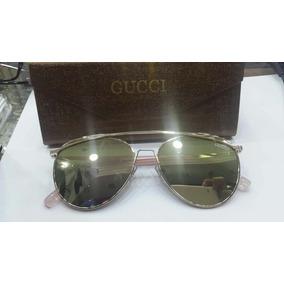 Oculos De Sol Feminino Gucci Rose 1215