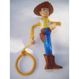 Muñeco Toy Story Woody - Coleccion Mc Donalds