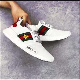 Zapatillas adidas Nmd X Gucci Originales Stock!!! Y Pedido