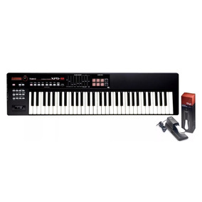 Teclado Roland Xps-10 Sintetizador + Pedal Sust Roland Xps10