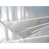 Láminas De Aluminio. Lisas, Estriadas, Stucco, Perforadas,