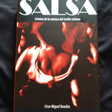 Libro Salsa Libro De La Salsa Cesar Miguel Rondon