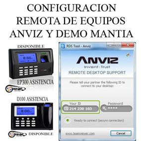 Sistema De Asistencia Biometricos Anviz
