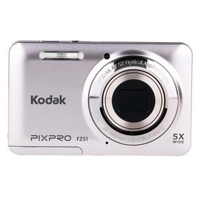 Camara Digital Kodak Fz51 16 Mpx 5x Zoom Optico +gtia+ Envio