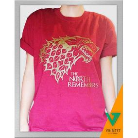Game Of Thrones Juego De Tronos Camisetas Stark Targaryen