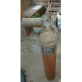 Extintor Matafuego Antiguo Inflex