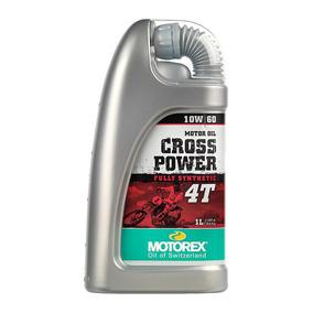 Aceite Motorex Cross Power 4t Sae 10w/60