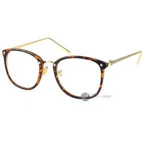 Armacao De Grau Retro Feminino Oculos Black Friday Promocao
