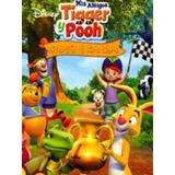 3 Cajas Dvd Disney Nuevas Aventuras De Winnie Pooh Y Tiger