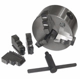 Plato Mandril P/ Torno 80mm 3 Garras Autocentrante Nuevo