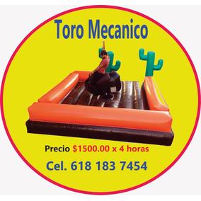 Renta De Toro Mecanico En Durango