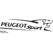 Lateral Peugeot Sport - Calcos Ploteados Graficastuning