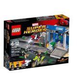 Lego Spider-man Homecoming 76082 Atm Heist Battle Original