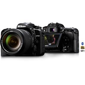 Maquina Profissional Nikon D7500 4k 20.9 Mp Kit 18-140